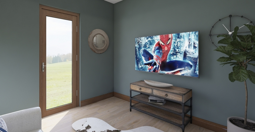 6866 Noonday Interior Design Render