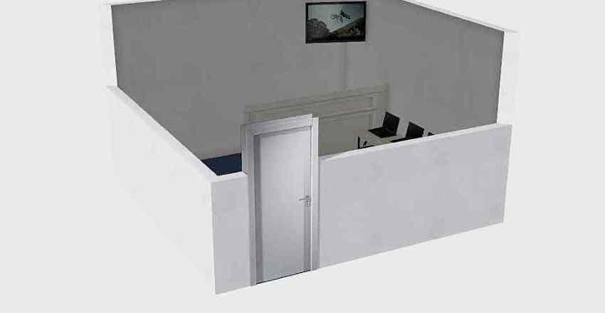 5號教室 Interior Design Render