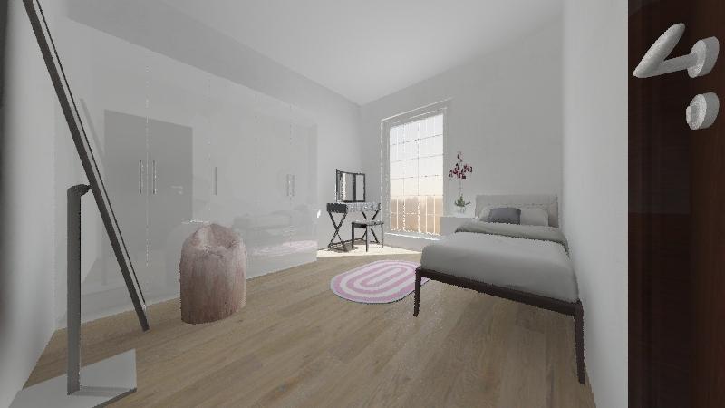 giorgia bregolato Interior Design Render