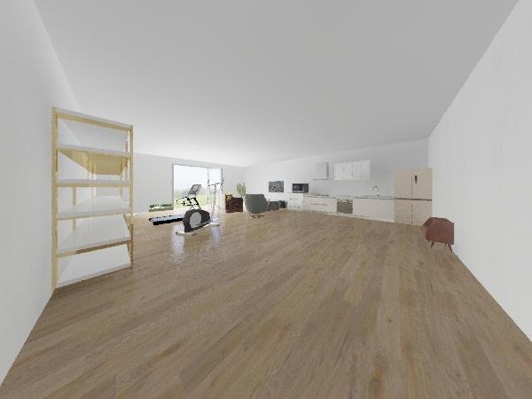 yu Interior Design Render