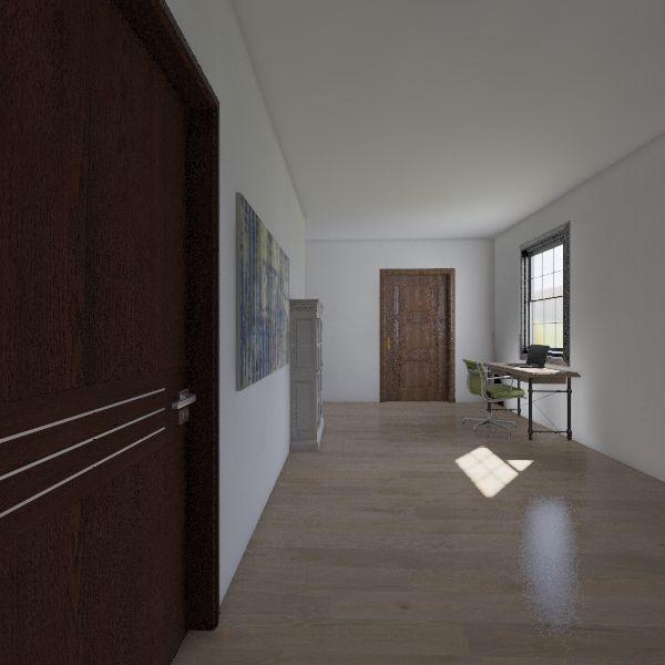 Namai Interior Design Render