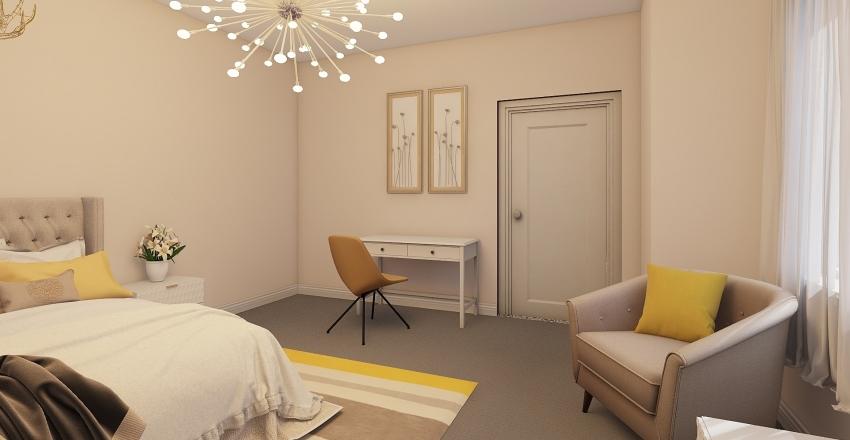 Home2 Interior Design Render