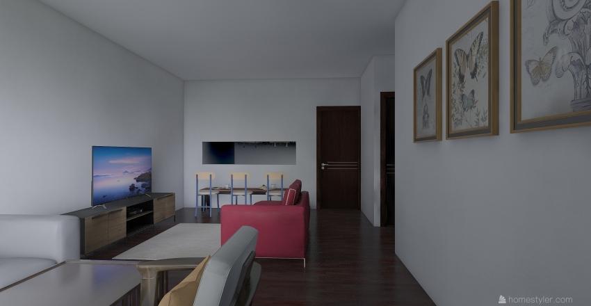 7x14 Le Murian Interior Design Render