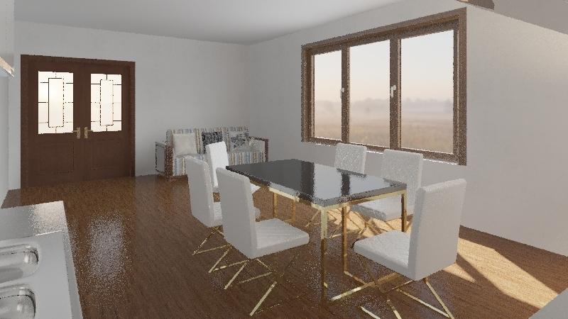carlotta cardin Interior Design Render