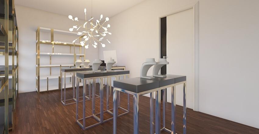 costos Interior Design Render
