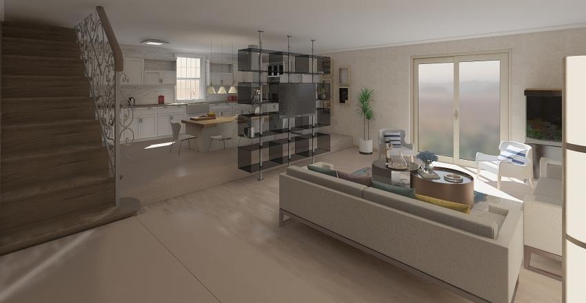 tasarım değişik Interior Design Render