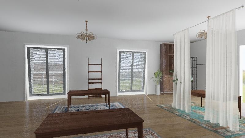 proyecto taller  Interior Design Render