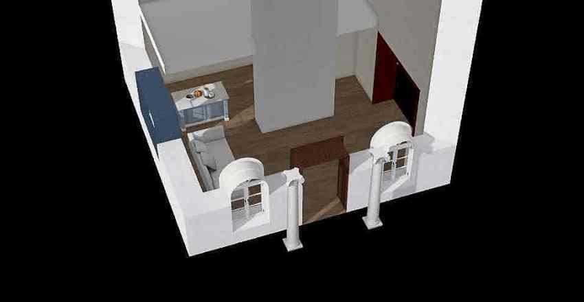 my house plan 2 Interior Design Render