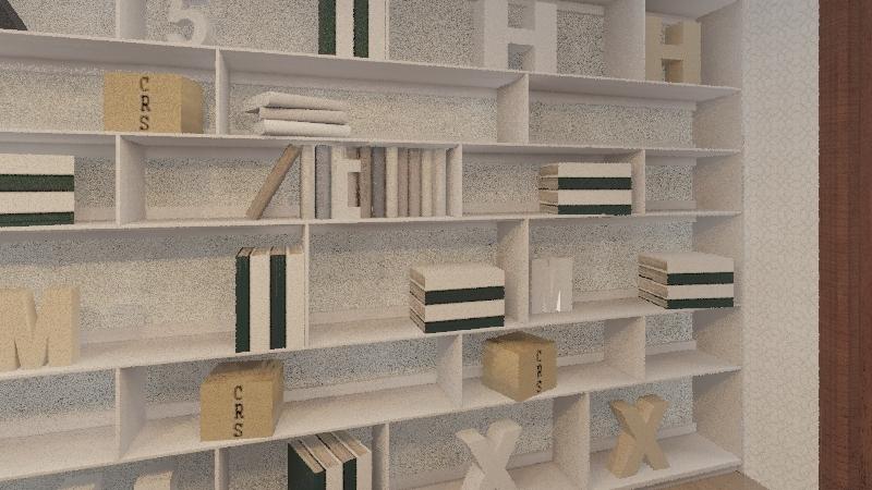 Reforma piso antiguo Interior Design Render