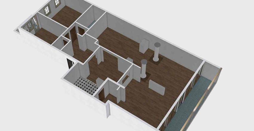 46574 Interior Design Render