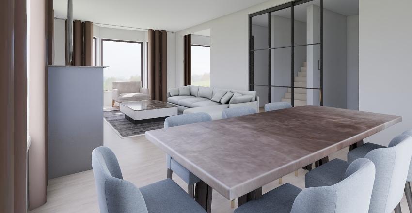 Strikker Borne Interior Design Render