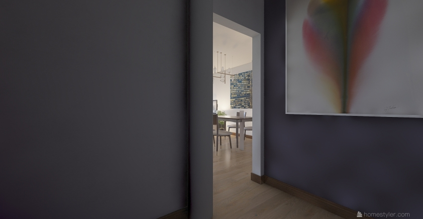 santarsieri Interior Design Render