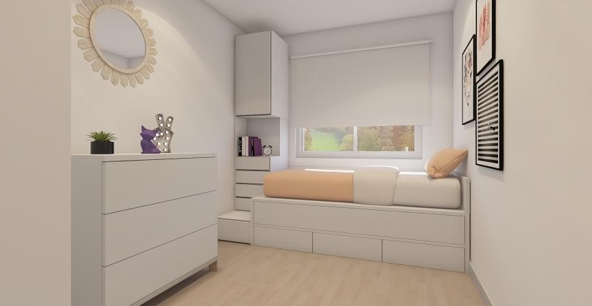 AMPARO JUVENIL Interior Design Render