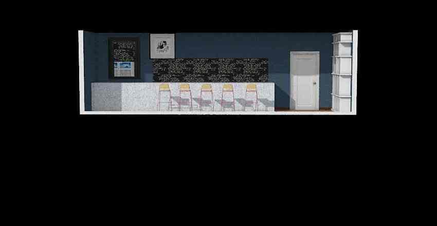 ezeat1 Interior Design Render