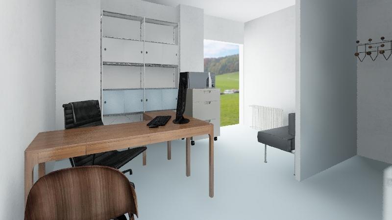 Lublin Interior Design Render