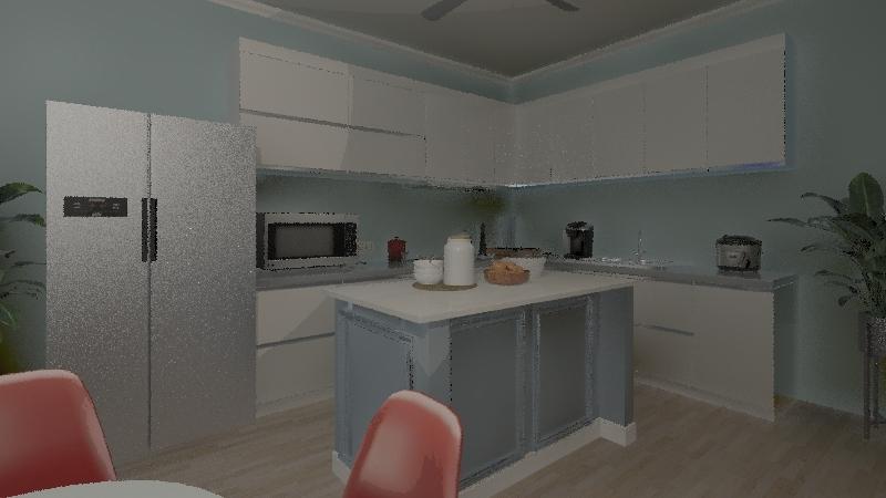 Modern HD Interior Design Render