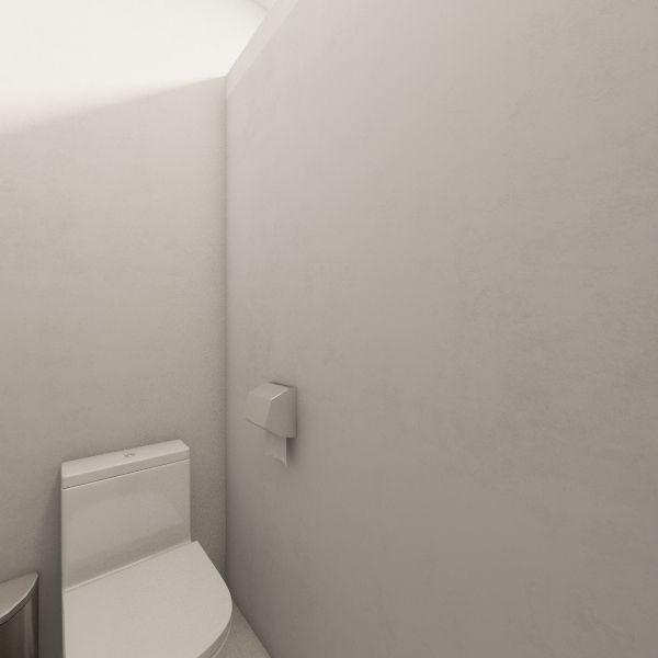 Nhà vệ sinh Làng Interior Design Render