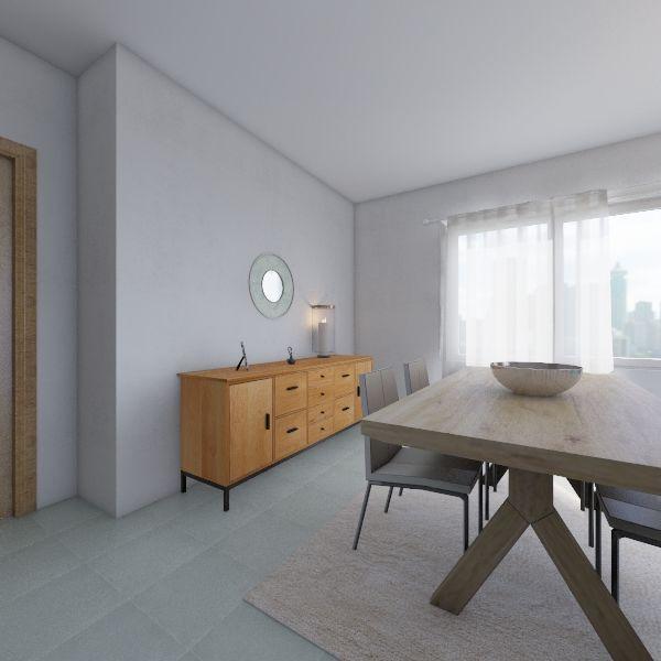 Sala Interior Design Render