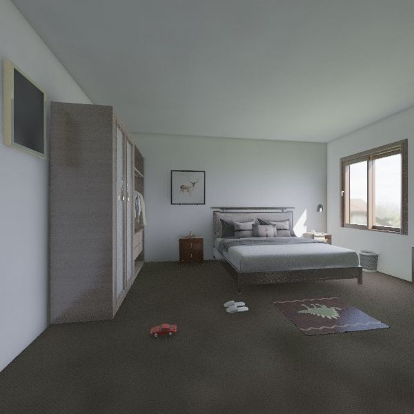 Proyecto Diego Alan Interior Design Render