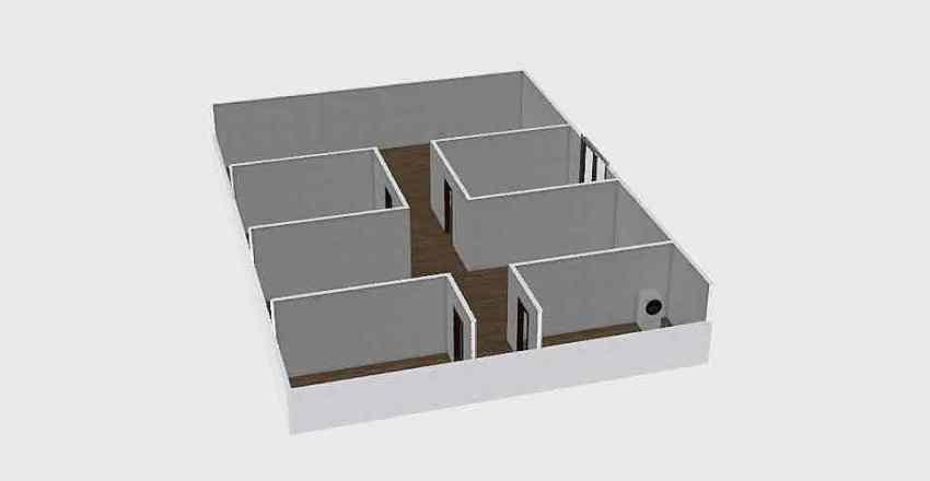 Casa Dream Interior Design Render