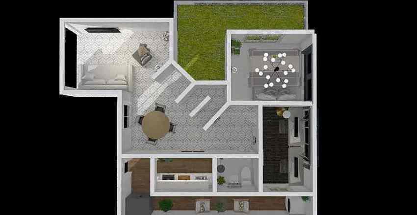 소연 Interior Design Render