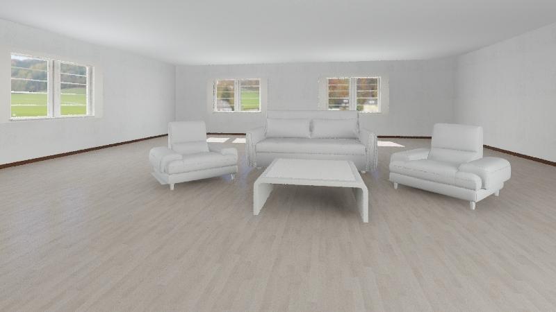 StudyProject1 Interior Design Render
