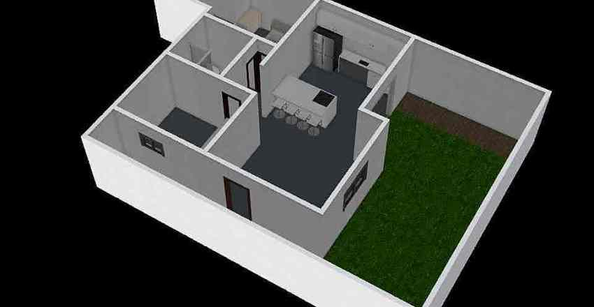 2233 Interior Design Render