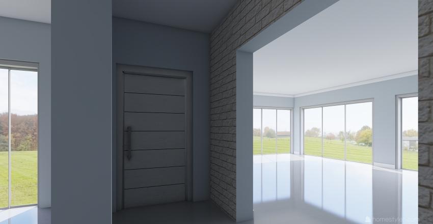 FILIPPO E STEFANIA Interior Design Render