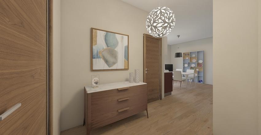 toscani Interior Design Render