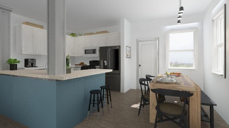 2080 Interior Design Render