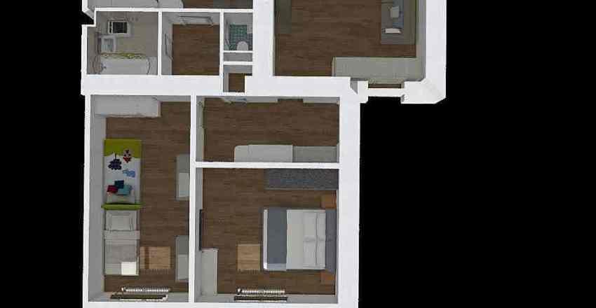 Home_3 Interior Design Render