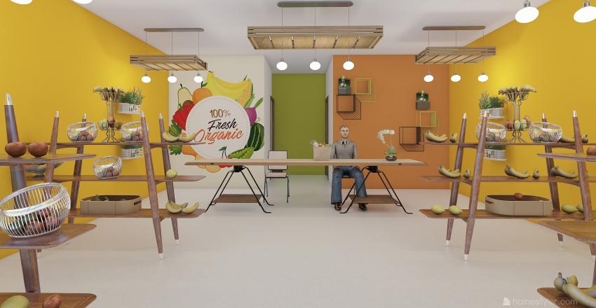 e2w1e Interior Design Render