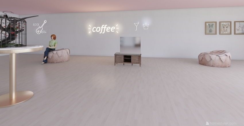 Kylie Interior Design Render