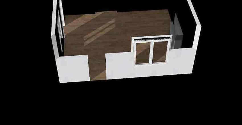 Myah's room Interior Design Render