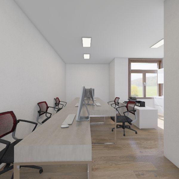 Nhbubble Interior Design Render