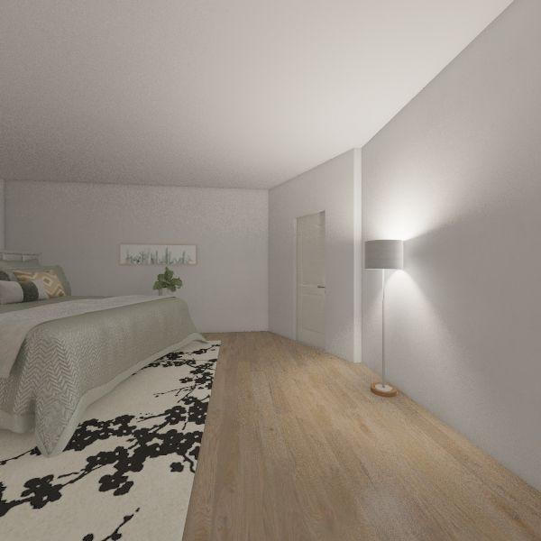 Ellery's Dream House Interior Design Render