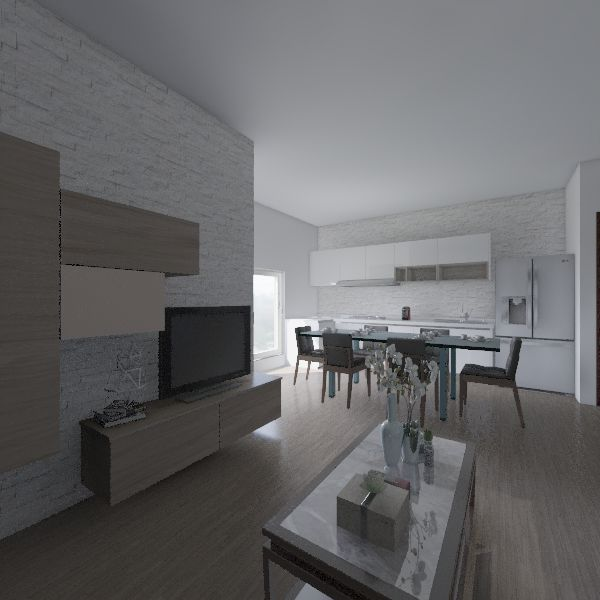 casa definitiva Interior Design Render