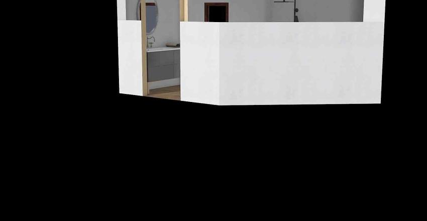 bagno 2 Interior Design Render