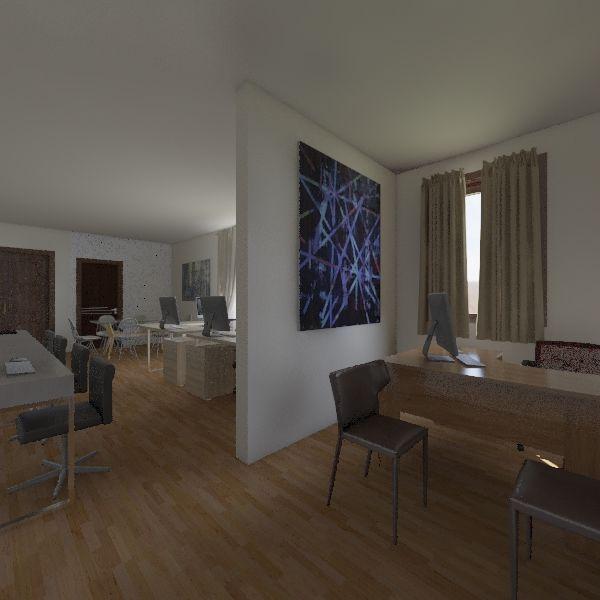 feasibility Interior Design Render