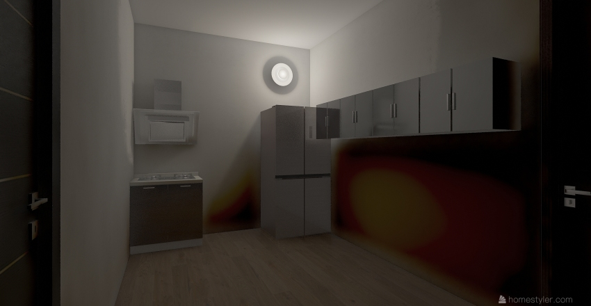 Examen Interior Design Render