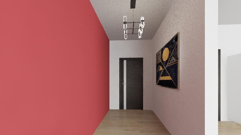 Exámen Interior Design Render