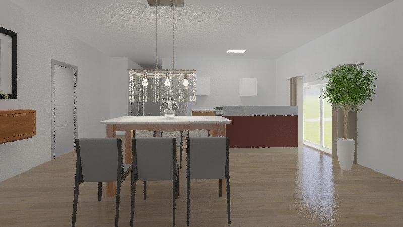 cason  Interior Design Render