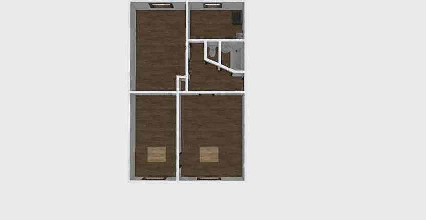 3-комн_0225 Interior Design Render
