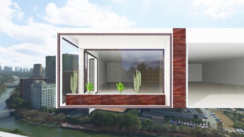 mex Interior Design Render