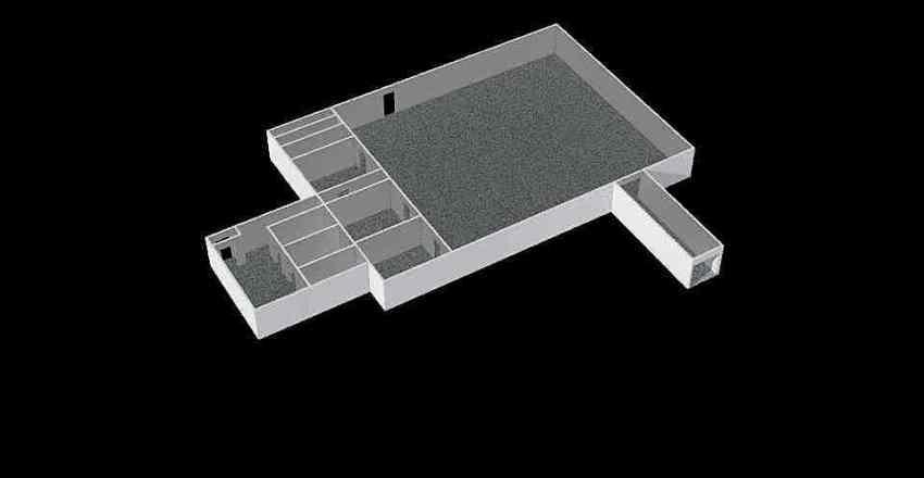 C-1 Building Interior Design Render