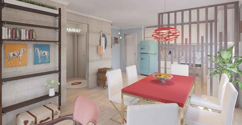 Project 02 Interior Design Render