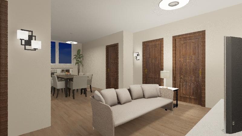 Examen Interior Design Render