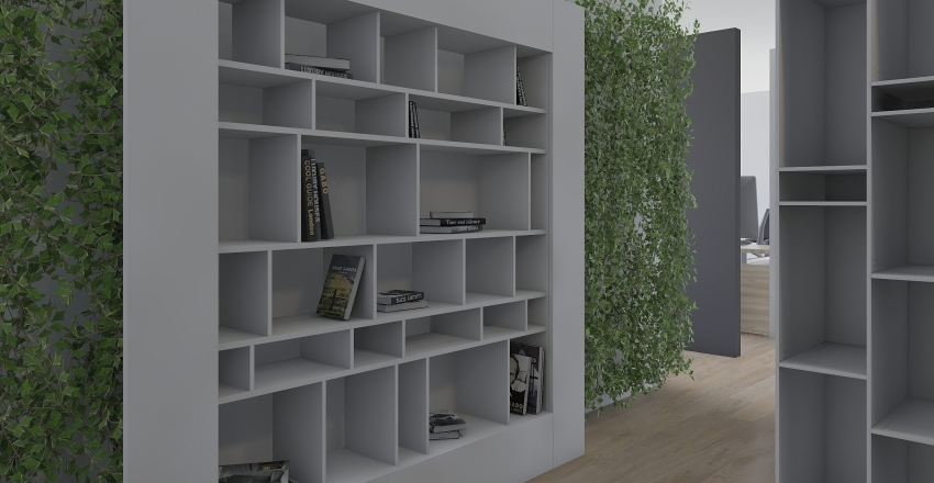 3RAOLIOPENSPACE Interior Design Render