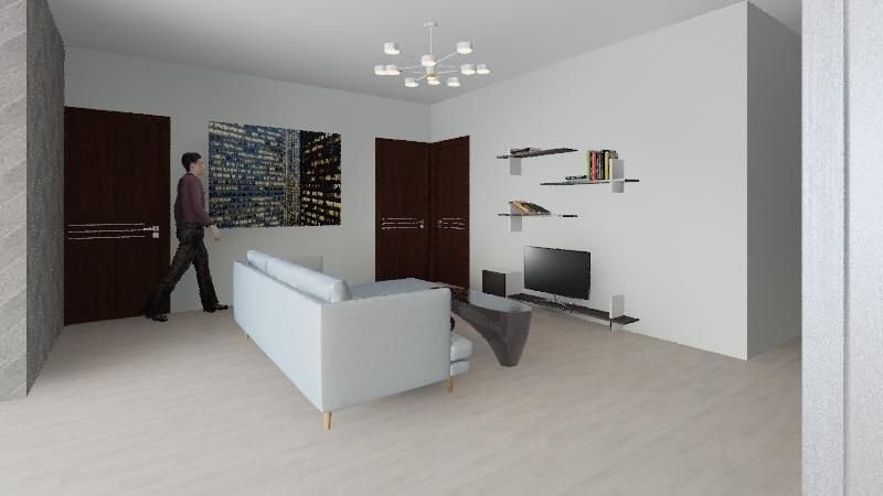R1 Interior Design Render