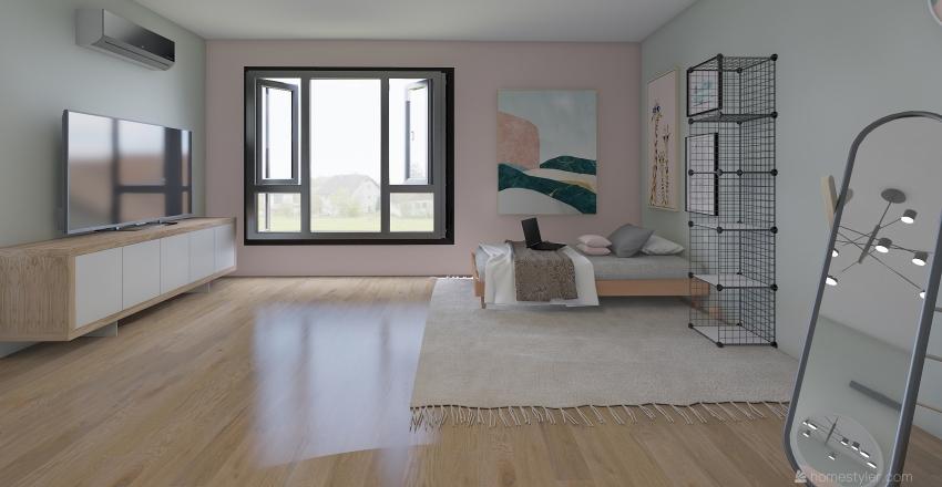 cali Interior Design Render